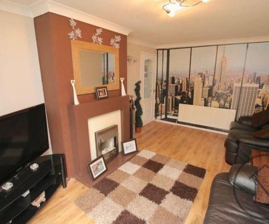 Mellanby Living room